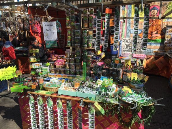 This store sells weed EVERYTHING!