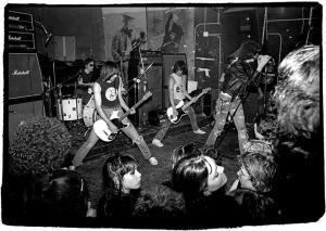 Ramones at CBGB