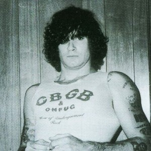 Henry Rollins in his Black Flag Days