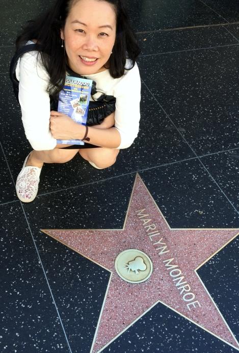 Marilyn Monroe for Anna...