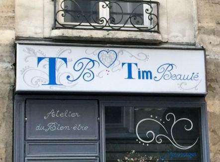 My beauty Salon in France