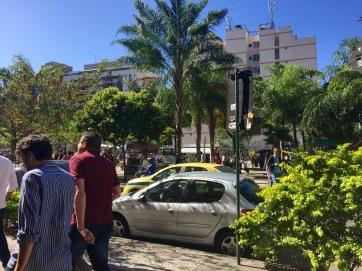 Walking from Botafogo