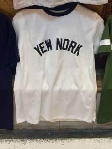 YEW NORK