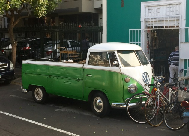 I had never seen a kombi-ute before