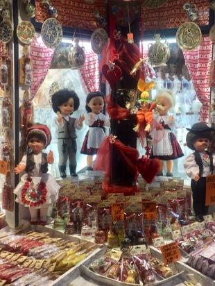 Hideous Hungarian dolls