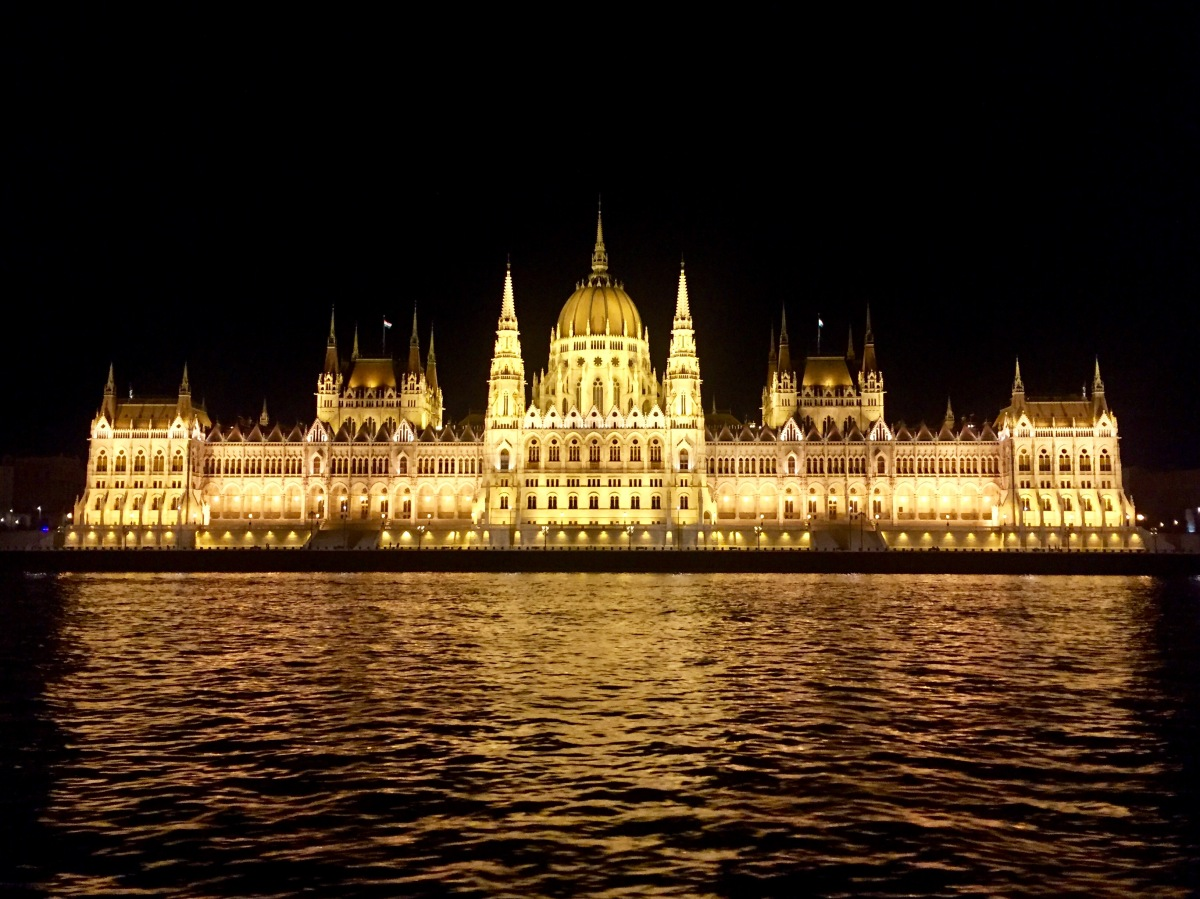 Traveling in Opulence – The Reverse 'T' Factor pt. 2: Budapest