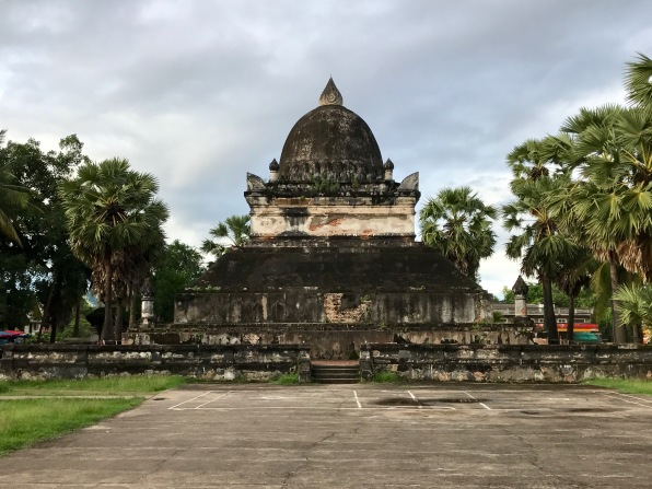 One of many old temples