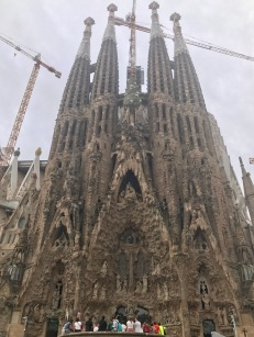 The main basilica