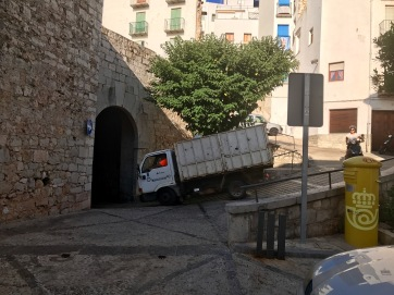 If a truck can do it, then it can't be that difficult