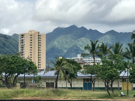 This is a more accurate representation of Honolulu, thus why I chose it for the feature image